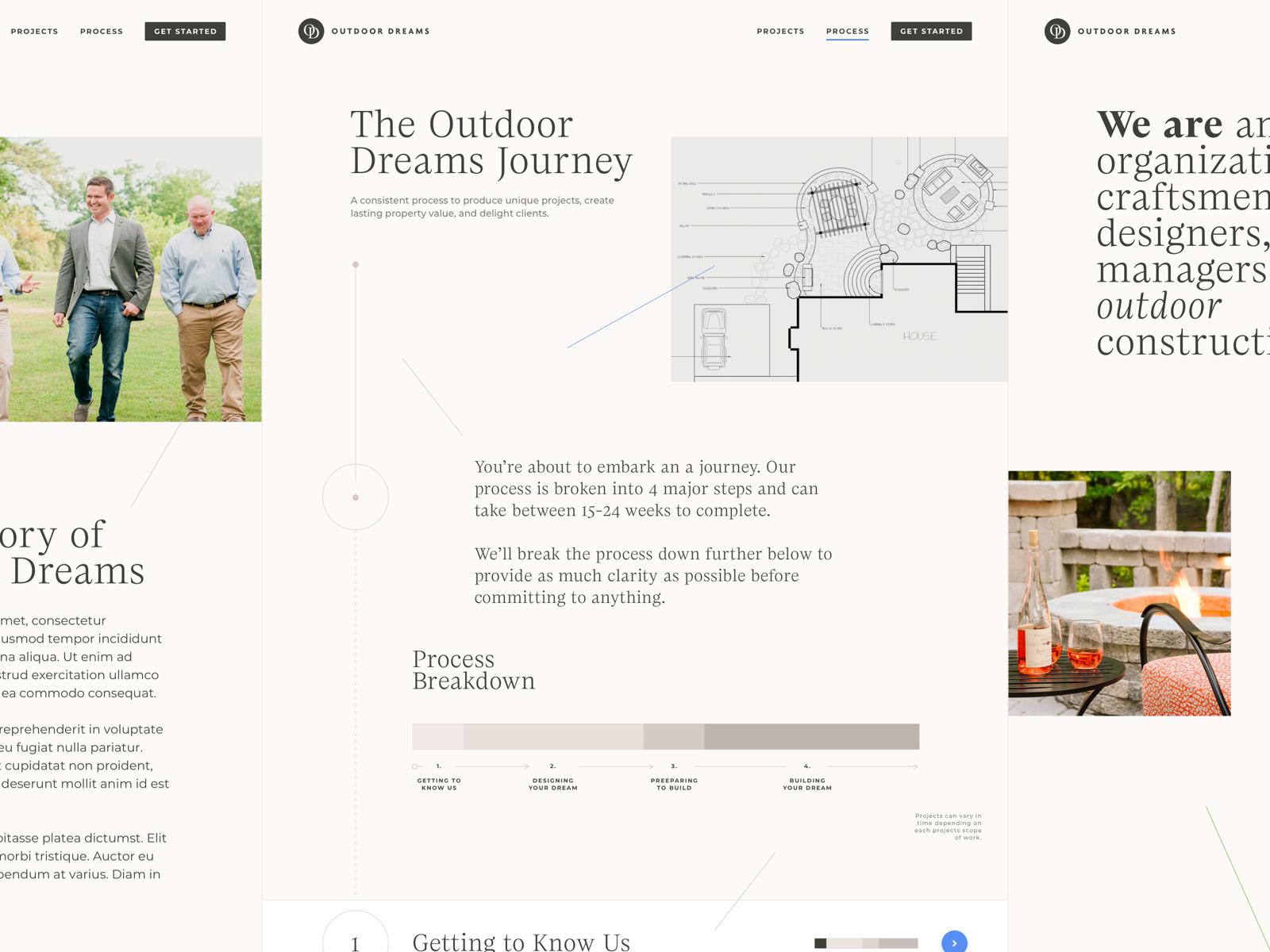 db_page layout